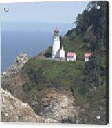 Heceta Head Lighthouse Li 9000 Acrylic Print