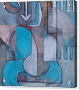 Hei Tiki Acrylic Print