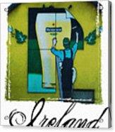 Heineken Athlone Ireland Acrylic Print