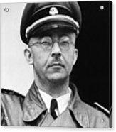 Heinrich Himmler 1900-1945, Nazi Leader Acrylic Print