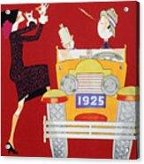 Held: Sheik & Sheba, 1925 Acrylic Print