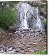 Helen Hunt Waterfall  Acrylic Print