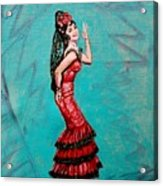 Helen In Teesri Manzil Acrylic Print