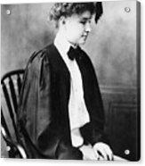 Helen Keller (1880-1968) Acrylic Print