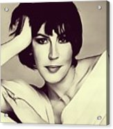 Helen Reddy, Singer Acrylic Print