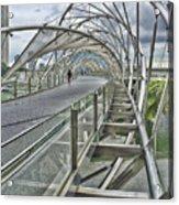 Helix Bridge Acrylic Print