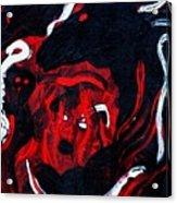 Hell Beast Acrylic Print