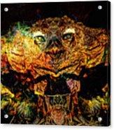 Hell Bird Acrylic Print