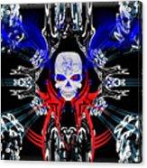 Hell Rider Acrylic Print