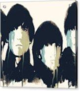Hello Goodbye Acrylic Print