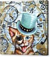 Hello Kitty Acrylic Print