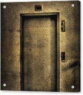 Hells Elevator Acrylic Print
