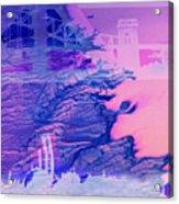Hells Gate Acrylic Print