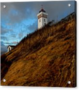Helnaes Lighthouse Acrylic Print