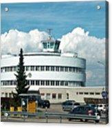 Helsinki - Malmi Airport Building Acrylic Print