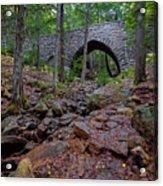 Hemlock Bridge Acrylic Print