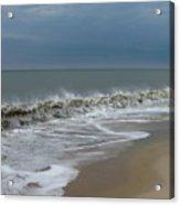 Henlopen Shore Acrylic Print