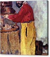 Henri De Toulouse-lautrec Acrylic Print