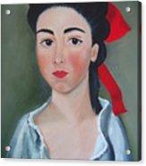 Henrietta Acrylic Print
