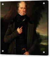 Henry Clay Acrylic Print