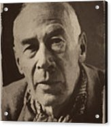 Henry Miller 1 Acrylic Print