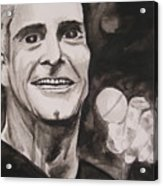 Henry Rollins Acrylic Print