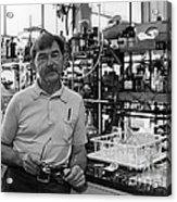 Henry Taube, Canadian-american Chemist Acrylic Print
