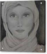 Her Acrylic Print