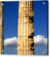 Hera Temple - Selinunte - Sicily Acrylic Print