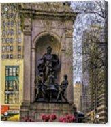 Herald Square - Nyc Acrylic Print