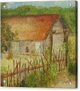 Herb Garden Acrylic Print