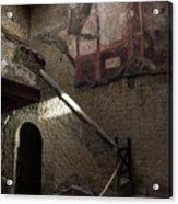 Herculaneum House Wall Art - Murals Mosaics And Arches Acrylic Print