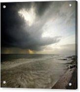 Here Comes The Rain Acrylic Print