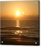 Here Comes The Sun. Acrylic Print