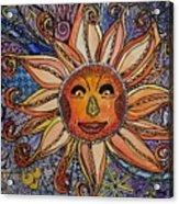 Here Comes The Sun Acrylic Print