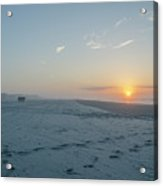 Here Comes The Sun - Wildwood Crest Acrylic Print