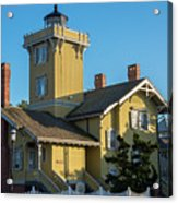 Hereford Inlet Lighthouse Acrylic Print