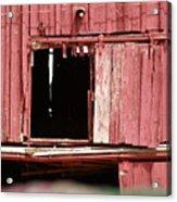 Heritage Barn Acrylic Print