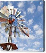 Heritage Farm Four Acrylic Print