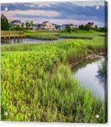 Heritage Shores Nature Preserve Acrylic Print