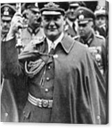 Hermann Goering 1893-1946, Holding Acrylic Print