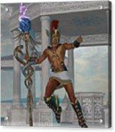 Hermes Messenger To The Gods Acrylic Print