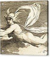 Hermes With Caduceus, 1791 Acrylic Print
