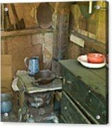 Hermits Cabin Acrylic Print
