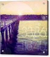 Hermosa Beach California Acrylic Print