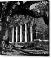 Hernando County Courthouse Acrylic Print