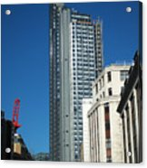 Heron Tower Acrylic Print
