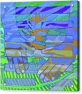 Hexagram 18-ku Acrylic Print