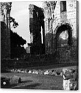 Hexam Abbey In England IIi Acrylic Print
