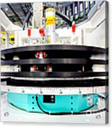 Hfir, Imagine Diffractometer Acrylic Print